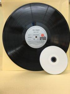 Schallplatten (Vinyl) - LP's / Single's